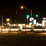 Night at Frederica and bypass